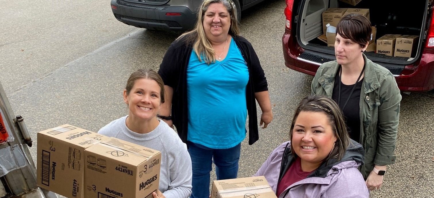 OSHKOSH AREA UNITED WAY TO HOLDS DIAPER DISTRIBUTION FOR AREA AGENCIES