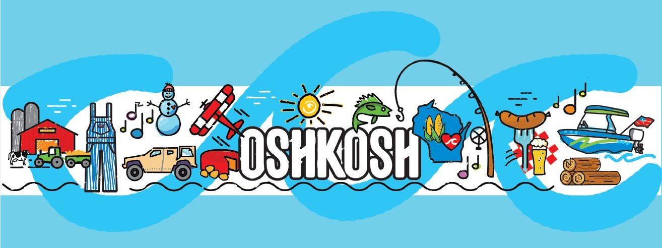 NEW CELEBRATE OSHKOSH ORNAMENT AVAILABLE – FUNDS RAISED SUPPORT THE COMMUNITY